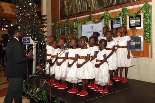 HILTON CHRISTMAS TREE LIGHTING (3)